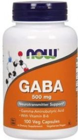 GABA supplement potje